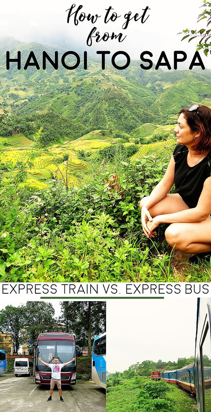 There are various means of getting from Hanoi to Sapa in Vietnam.  The most popular options by far is to choose between an overnight sleeper train or choosing the express bus option. This post looks at a comparison between these two, more on http://wanderluststorytellers.com.au.