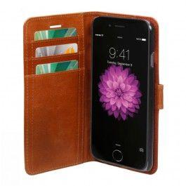 DBramante1928 leren folio wallet case iPhone 6 Plus | sbsupply.nl