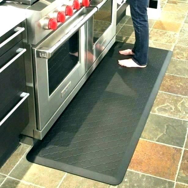 L Shaped Kitchen Rug Kitchen Mats Floor Anti Fatigue Flooring