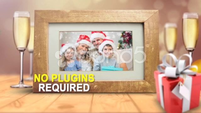 Christmas Holiday Frames Stock After Effects,#Holiday#Christmas
