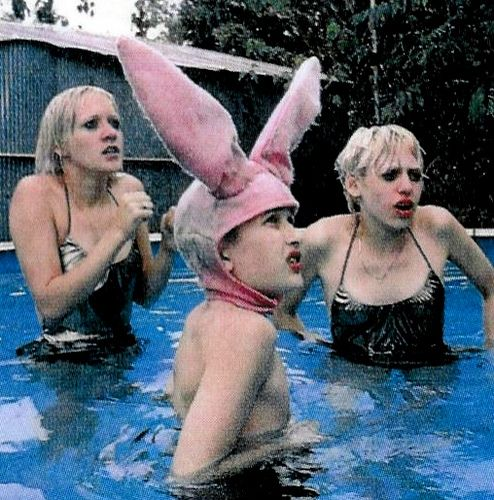 Gummo, still one of the FREAKIEST movies I've seen.
