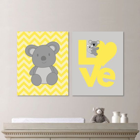 Best 25 Koala Nursery Ideas On Pinterest Baby Room Wall