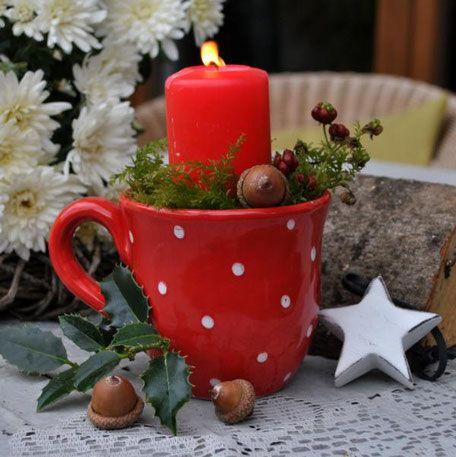 Keramik für den Advent