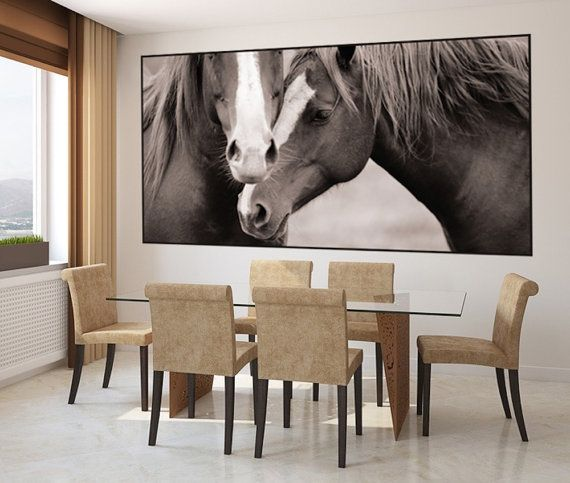 Hey, I found this really awesome Etsy listing at https://www.etsy.com/listing/231474181/horse-wall-mural-decal-horse-wall-art