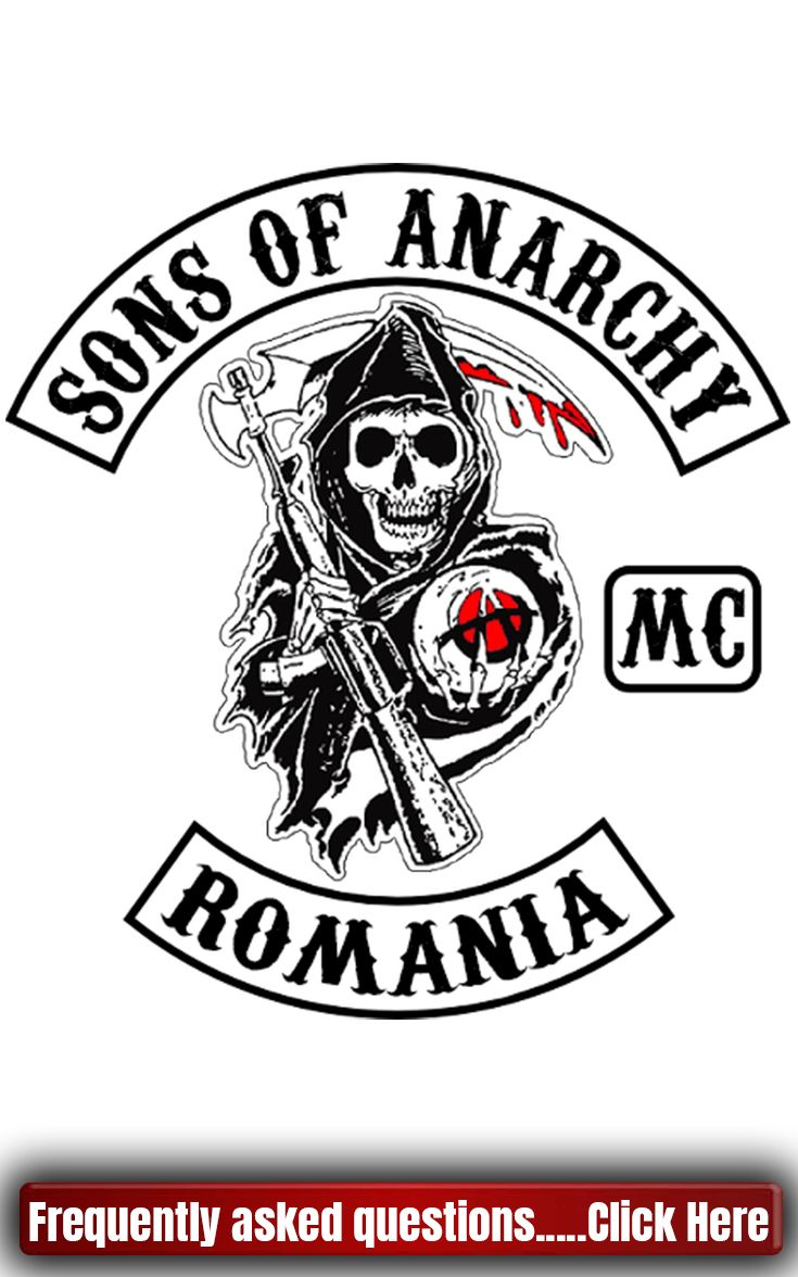 Sons Of Anarchy Logo Soa Sonsofanarchy Logo Kaos