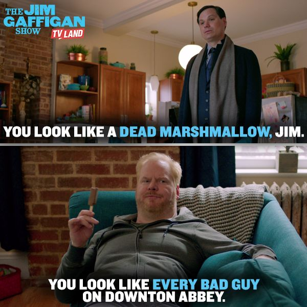 Harsh, Daniel. Click to discover full episodes of THE JIM GAFFIGAN SHOW on TV Land.