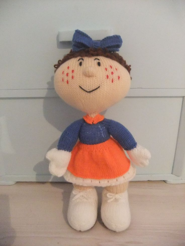 Florence from the Magic Roundabout!!