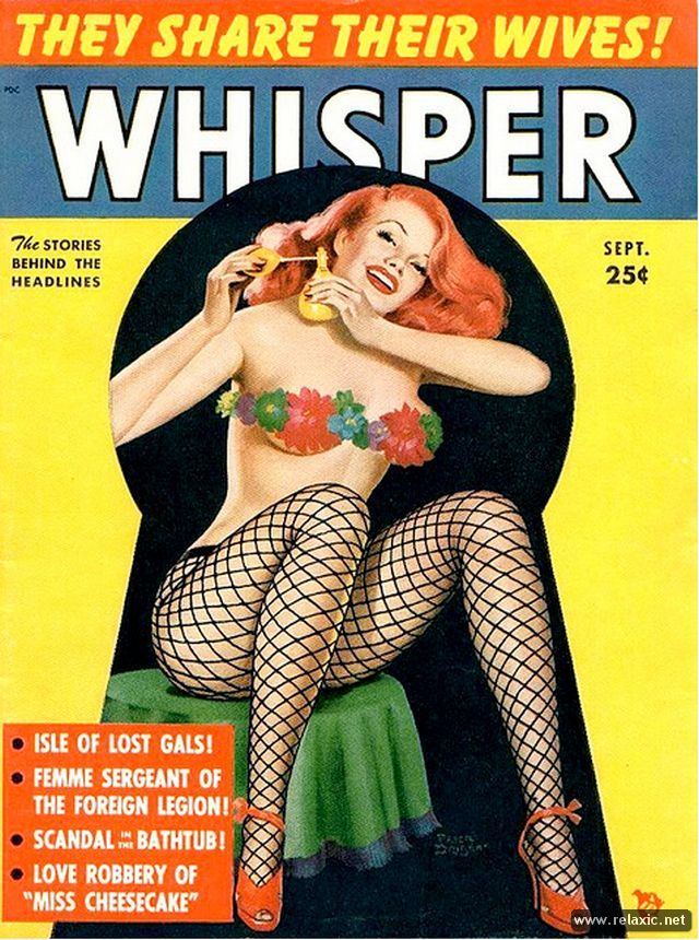 1950s Porn Magazines Covers - The Pin-up Gallery: An electronic Pin-up Gallery (e.Gallery) and Archive  site for the presentation of many different and varied Pin-up Artists.