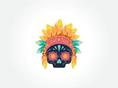 Daily Icon no. 2 (Sinulog Festival Mask)