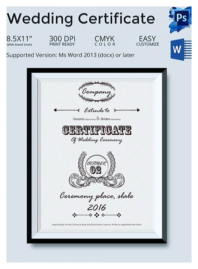 149 best certificate template images on Pinterest Fields - certificate template ms word