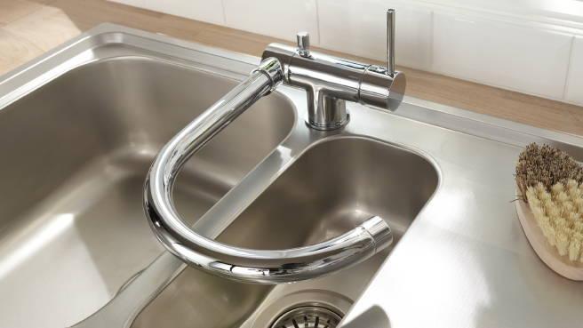 20 robinets d co pour la cuisine robinets la cuisine et for Robinet sous fenetre