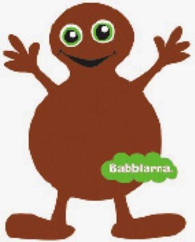 Tecken som stöd: Babbas saker
