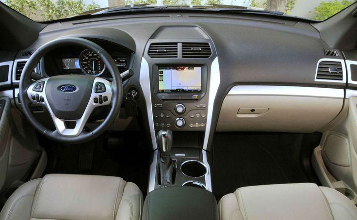2014 Ford Explorer XLT Interior