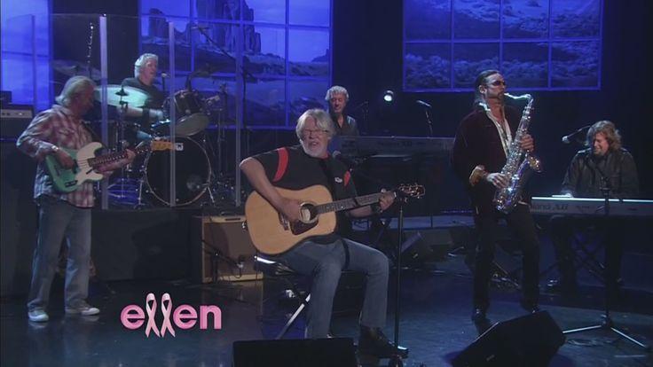 Watch Bob Seger perform 'Night Moves' on Ellen | Entertainment  - Home