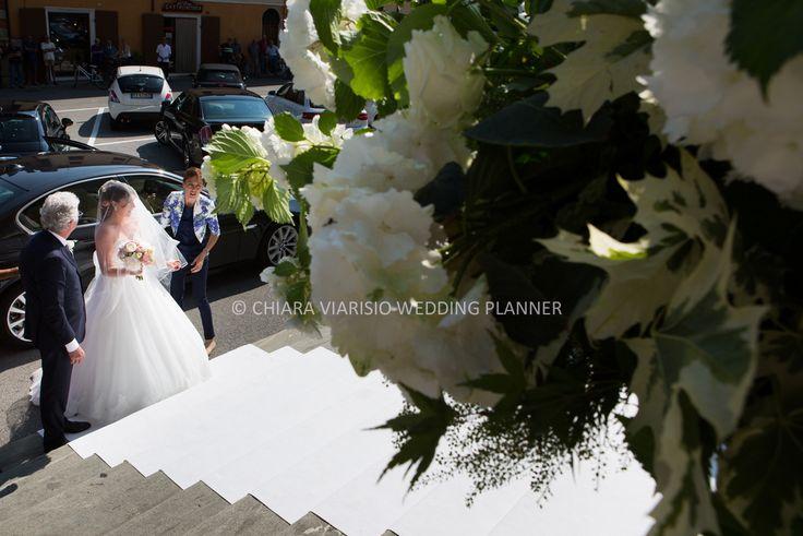 Chiara Viarisio - Wedding Planner at work! www.weddingchiara.it