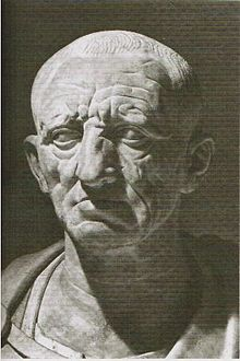 Cato, (Elder) 234-149. (Latin) Roman senator and historian.