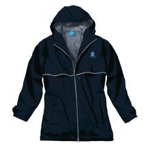 Raincoat by Autism Speaks http://shop.autismspeaks.org/ladies-navy-rain-jacketRain Coats, England Rain, Charles Rivers, Jackets Navy, New England, Rivers T-Shirt, Monograms Rain, Raincoat Windjacket, Rain Jackets