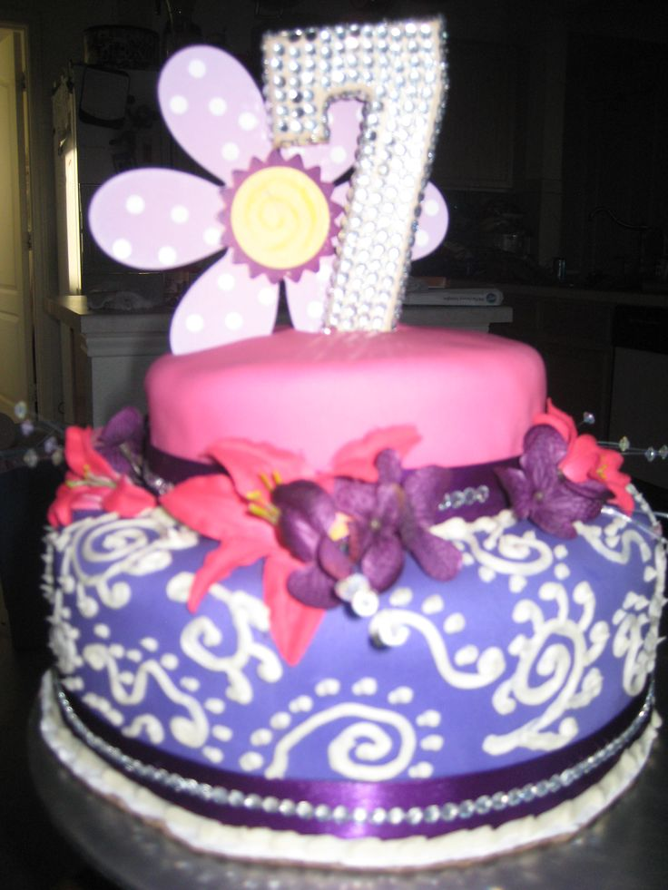 37 Best images about Birthday cakes for the girls on ...
