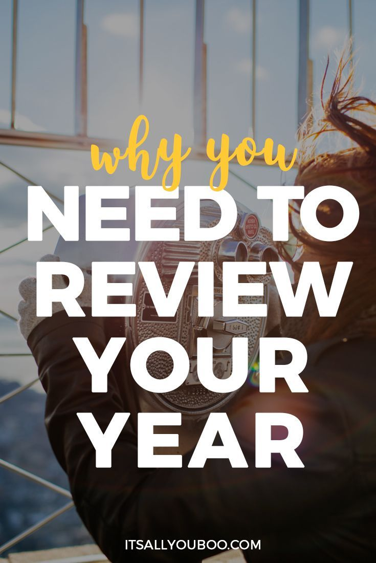 It doesn't have to be Jan 1 for you to review your year. It's always the right time to review and regroup so you can actually achieve your goals. Here are 5 reasons + get your free printable workbook with 10 questions to audit your year.
