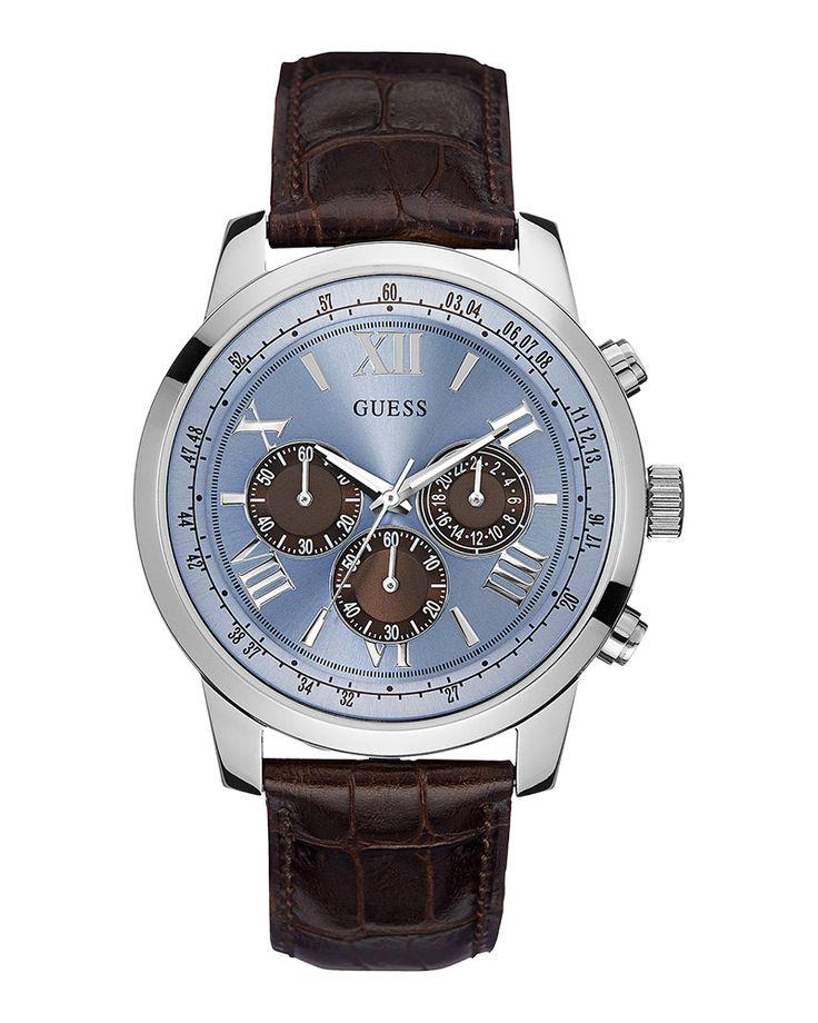 Ρολόι Guess Chrono W0380G6