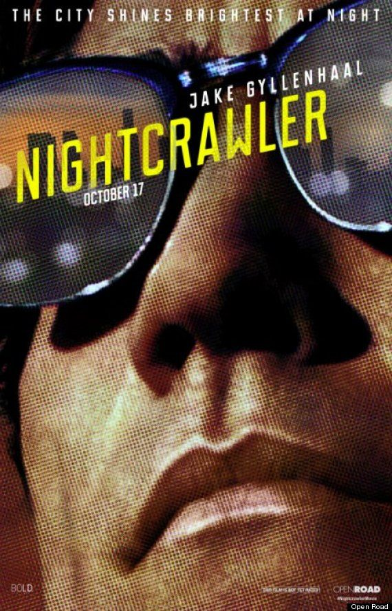 Nightcrawler - some interesting themes about the social construction of news, newsvalues etc #SCLY3