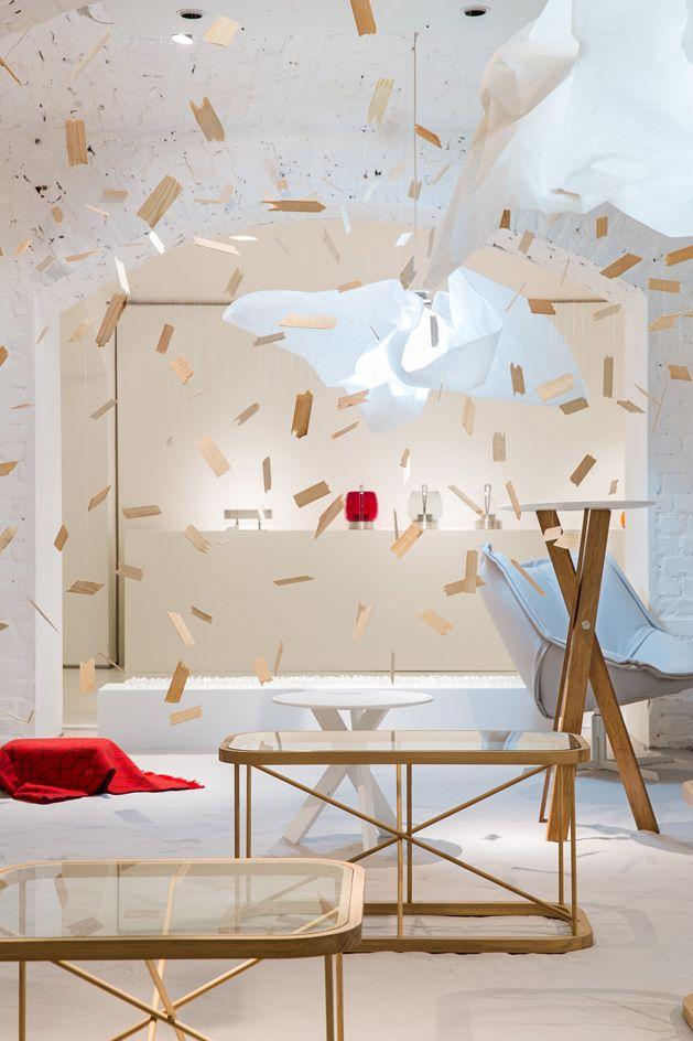 Ilkka Suppanen, the Finnish designer scooped the world's richest design award: the Torsten and Wanja Söderberg Prize. Ilkka Suppanen has designed with Raffaella Mangiarotti e.g. Twiggy oak tables for Woodnotes.