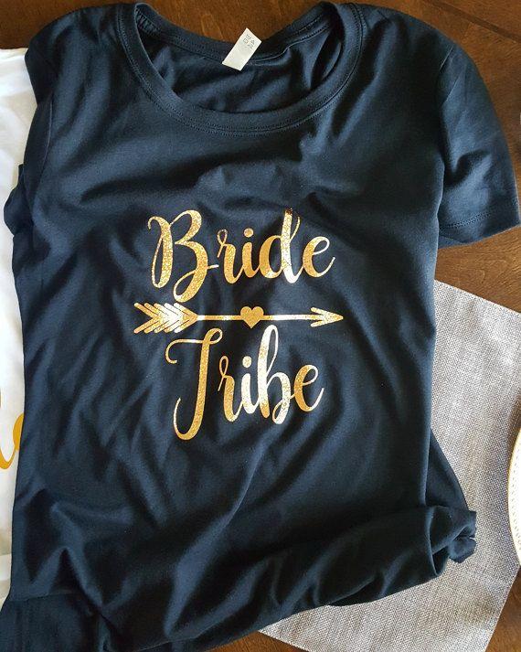 Bride Tribe shirt-Shirt-Bride Shirt-Bride by KrisMattShop on Etsy