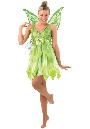 Adult Tinker Bell Costume, Disney Fancy Dress - Disney  Cartoon Costumes at Escapade™ UK - Escapade Fancy Dress on Twitter: @Escapade_UK