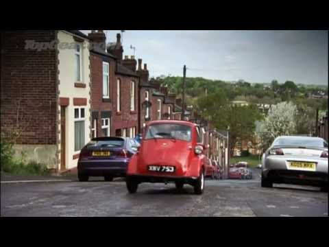 Bubble trouble - Top Gear Outtakes - BBC