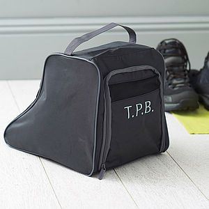 Personalised Hiking Boot Bag - gifts for teenage boys