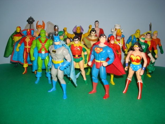 Super Powers Collection | The 14 Most Badass Toy Lines Of The '80s