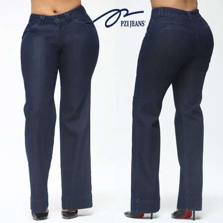 New Arrival Alert: Rachel Trouser. Available in sizes 4-18; short, regular, long, and extra long inseams. Shop now at PZIJEANS.com. #pzijeans #curvy #jeans #Fall #ladies #women #denim #trouser #embracyourcurves #loveyourcurves