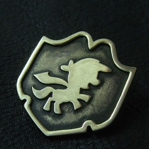 Bronze Cutie Mark Crusaders brooch from The Sunken City by DaWanda.com
