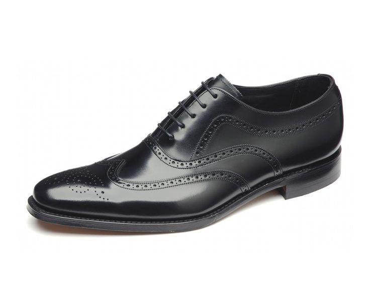Loake Jones  Men's Wingtip Leather Brogue Shoe  http://www.robinsonsshoes.com/loake-jones.html