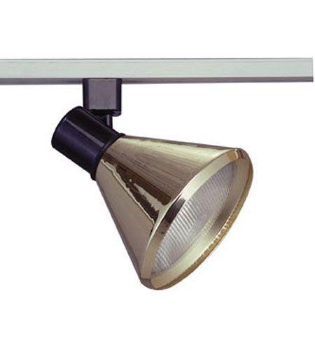 Plc Lighting Tr203 Pb Track Accessories 1 Light 120v Polished Br Lamp Shade Ceiling