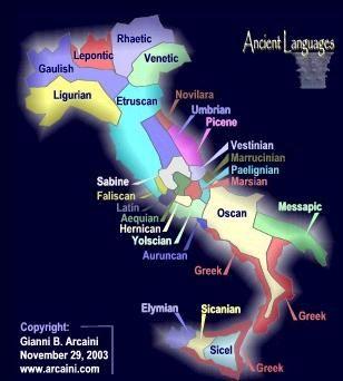 Pre-History of Italy