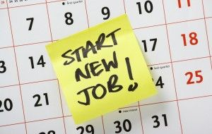 Start New Job Now----left one job after 28yrs! now is time for a new start!