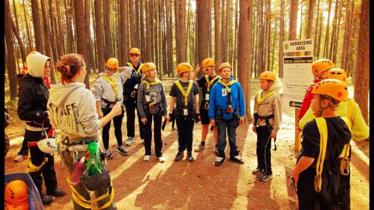 Offer your class a fun and challenging adventure with Treeosix Adventure Parks packages designed with School Groups in mind.