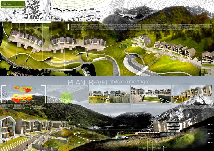 Winners of the Competition Plan Revel - Project by 2MIX