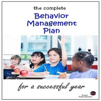 The 25+ best Behavior management plans ideas on Pinterest - management plan templates free