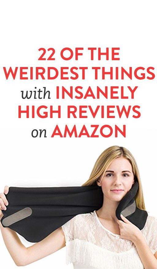 22 Of The Weirdest Things With Insanely High Reviews On Amazon