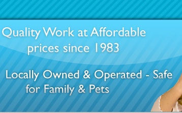Heaven's best carpet cleaning testimonials from Seattle and Tacoma - Quality service and fast drying time