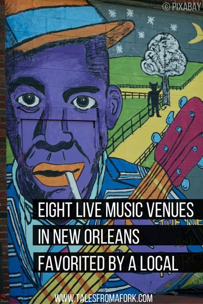 Locals always know the best places to go. In a city like New Orleans where music is bursting at the seams wherever you go, it's good to know where the locals go. Check out this list of eight live music venues in New Orleans favorited by a local.