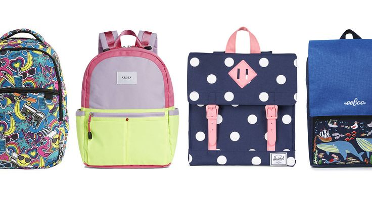 Best school backpacks for tykes, kids and tweens