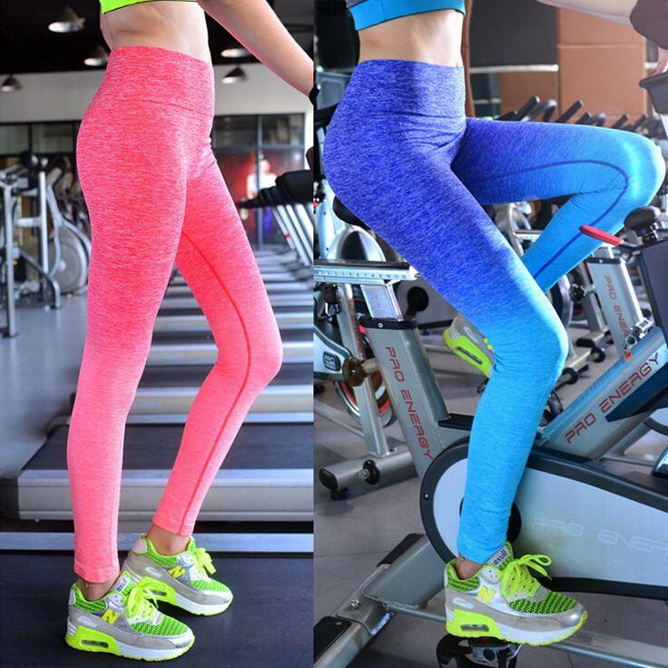 Leggings For Female Women Clothing Slim Pants Legging  Girls Bodybuilding And High Elasticity Good Quality pants