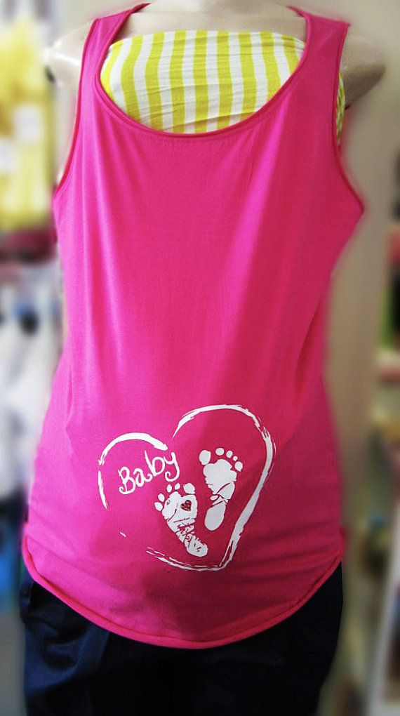 I'm having a BABY shirt by ZarahMarieDesigns on Etsy, $15.00