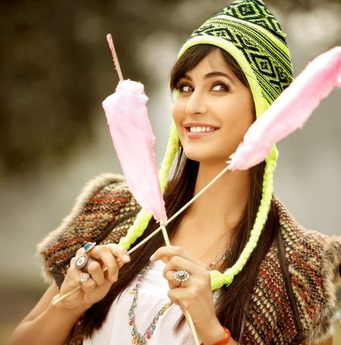 Katrina Kaif in Mere Brother Ki Dulhan !