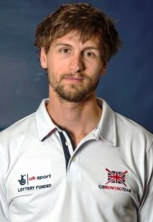 Paul Bennett - Rowing. Men's eight.