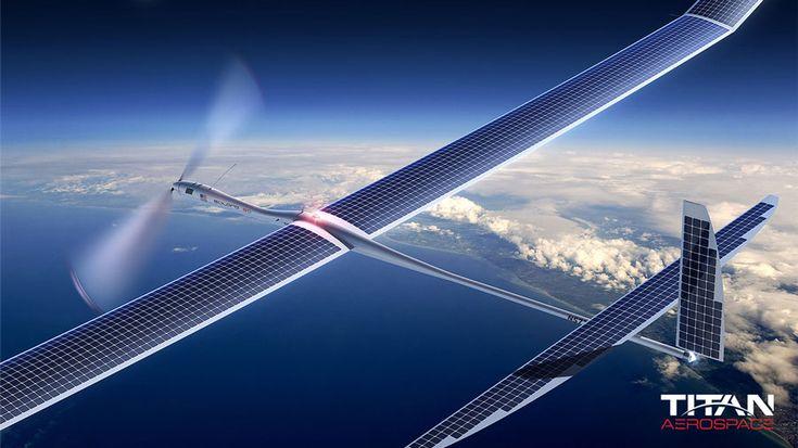 Facebook está comprando empresa fabricante de drones   #AcessoàInternet, #Aquisição, #CodyScholberg, #Drone, #Facebook, #Internet, #PainelSolar, #SatéliteAtmosférico, #TitanAerospace, #VeículoAéreoNãoTripulado