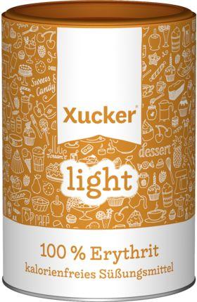 Xucker light - auch offline bei dm Deutschland erhältlich! GMO-frei. Glutenfrei. Kalorienfrei. Vegan.